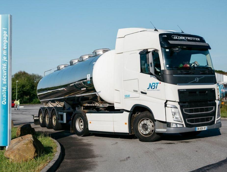 camion citerne NBT